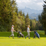 Golfurlaub Kaiserwinkl